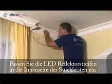 Stuckleisten Selber Machen - stuckleisten f 252 r indirekte beleuchtung indirekte