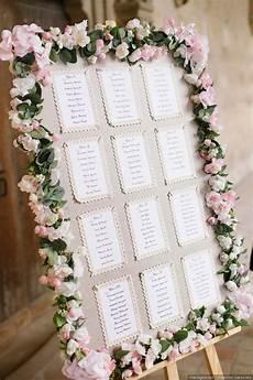 plan de table mariage 20 plans de table avec cadres pour votre mariage deco