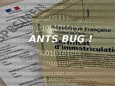 Bug De L Ants Les Cartes Grises 224 L Arr 234 T Route