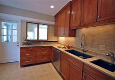 Decorating Ideas Cherry Cabinets by Wonderful Granite Composite Sinks Decorating Ideas