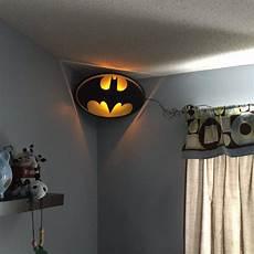 justice league batman batsignal superhero logo led illuminated light wall art in 2020