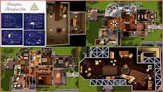 charmed house floor plan halliwell manor house layouts sims building sims house