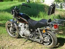 kawasaki ltd 440 buy 1982 kawasaki 440 ltd motorcycle low mlies on