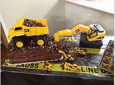 dump truck cakes_image
