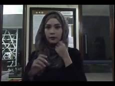 Tutorial Cara Memakai Jilbab Pashmina 2 By Zaskia