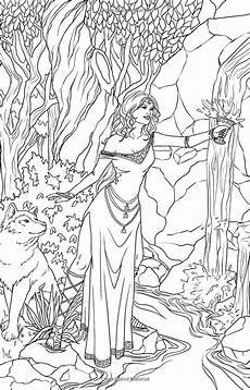 dragons and fairies coloring pages 16591 magic minis pocket sized coloring book vol 5 by selina fenech
