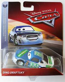 Dino Draftsky Clutch Aid Voiture Cars 3 Carsmaniaboutik