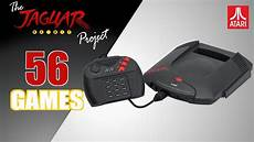 The Atari Jaguar Project All 56 Jaguar Every