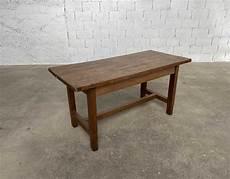 table de ferme en bois massif longueur 150 cm