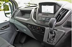 Review Ford Transit Luton With Front Wheel Drive And