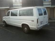 electric and cars manual 1990 ford e series security system buy used 1990 ford e 150 econoline custom standard cargo van 2 door 4 9l 2 hatch doors in