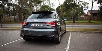 2015 Audi A1 Sportback Review  18 TFSI S Line Photos