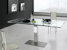 cattelan italia auszieh tisch elvis drive glas