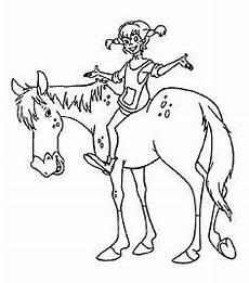 Ausmalbilder Geburtstag Onkel Ausmalbild Pferd Kleiner Onkel Pippi Pippi