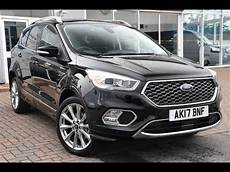 ford vignale kuga used ford kuga vignale 2 0 tdci 180 5dr auto shadow black