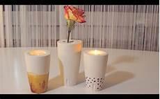 Diy Weihnachtsgeschenk Vase Oder Kerzenst 228 Nder