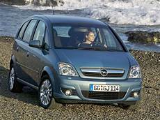 2006 Opel Meriva A Pictures Information And Specs