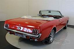 Ford Mustang Convertible V8 1965 For Sale At ERclassics
