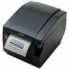 citizen ct s651 thermal pos printer series