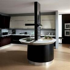 cuisine contemporaine design la cuisine arrondie dans 41 photos pleines d id 233 es