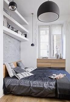 Kleines Schlafzimmer Gestalten Farben Wei 223 Hellgrau