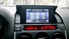 mazda 6 carpc motorized vga hdmi monitor