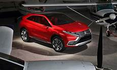 Neuer Mitsubishi Asx Hybridstudie In Genf Autozeitung De