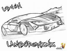 Malvorlage Autos Lamborghini Rich Relentless Lamborghini Cars Coloring Race Cars Free