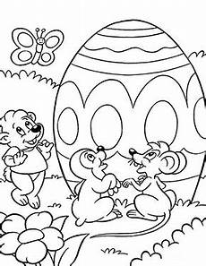 Ausmalbilder Tiere Ostern Kostenlose Ausmalbilder Ostern Osterei Mit Tieren