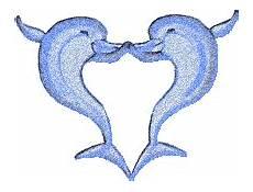 Malvorlagen Delfin J Glitzer Bild Animaatjes Dolfijnen 32465