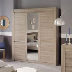 armoire de chambre cuisine armoire chambre adulte bois chaios cool