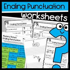 punctuation worksheets period question 20879 ending punctuation period and question mystery pic sentences worksheets