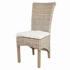 chaise en rotin chaise en rotin et bois chaise en rotin et kubu chaise