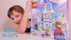 Lego Frozen Le Palais De Glace D Elsa Reine Des Neiges