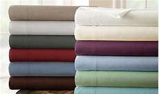 hotel collection solid microfiber sheet groupon