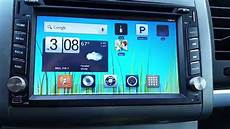 radio doppel din android din car unit review