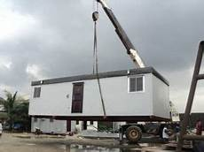 cabine installation installation of modular porta cabin easyporta global limited