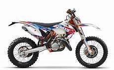 no ktm or husqvarna 2 stroke 125cc bikes in 2017