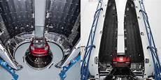 Dieser Tesla Roadster Wird Ins All Geschossen Bilder