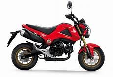 2014 honda msx125 grom colors revealed motorcycle news