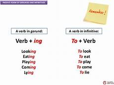 c16 u7 project passive form of gerunds and infinitives