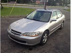 Find used 1998 Honda Accord EX V6 Leather Sunroof ONLY