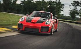 2018 Porsche 911 GT2 RS Weissach Lightning Lap Results For