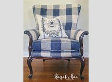Buffalo Check Chair {by Hazel Mae Home} in 2019   High