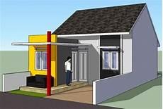 Desain Rumah Minimalis Type 36 72 Dan Denah