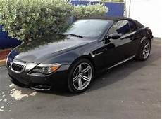 online car repair manuals free 2007 bmw m6 electronic valve timing buy used 2010 bmw m6 convertible manual trans 6 speed black nav head up display loaded v8 in