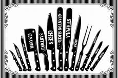 Different Types Of Kitchen Knives Different Types Of Kitchen Knives Set Mou S Expert