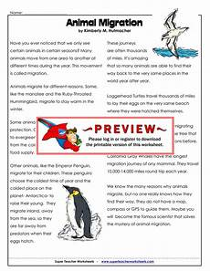 animal migration worksheets 14057 migration worksheets