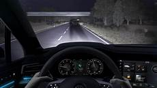 volkswagen touareg led matrix headlights guide auto