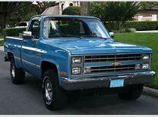 1986 Chevrolet Silverado C 10   MJC Classic Cars